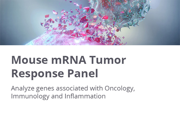 HTG EdgeSeq Mouse mRNA Tumor Response Panel