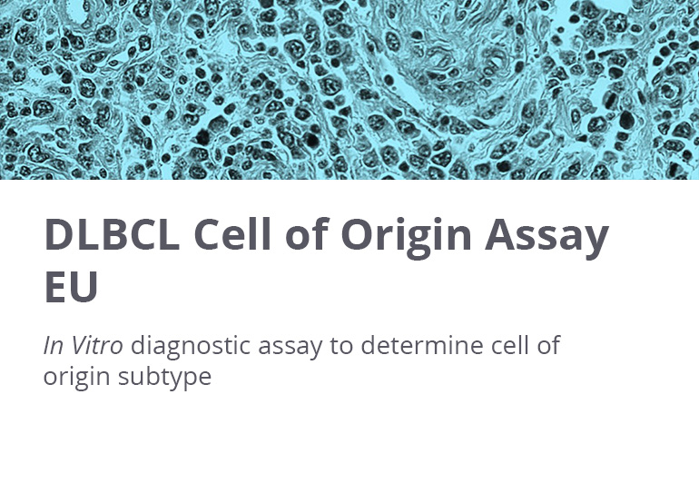 HTG EdgeSeq DLBCL Cell of Origin Assay EU