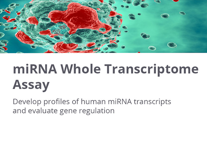 HTG EdgeSeq miRNA Whole Transcriptome Assay