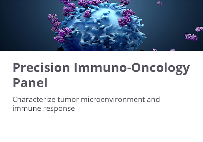 HTG EdgeSeq Precision Immuno-Oncology Panel